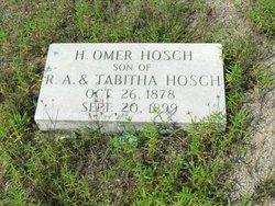 Omer Hosch