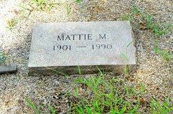 Mattie M. Hosch