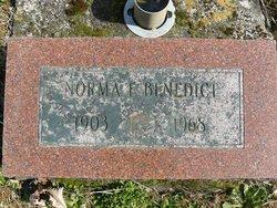 Norma V <i>Fender</i> Benedict