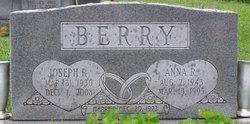 Anna Ruth <i>Harris</i> Berry
