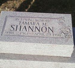 Tamara Marie Shannon