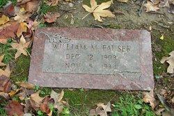 William M Fausek