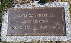 Amos Cantrell, Jr
