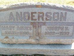 Joseph H. J. H. Anderson