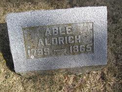 Able Aldrich
