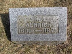 Ahaz Aldrich