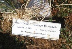 Barry Randolph Rudy Richards, Jr