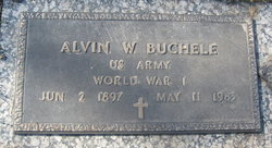 Alvin William Buchele