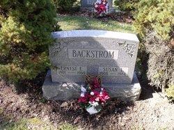 Ernest Edward Ernie Backstrom