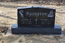Donna Jean <i>Matter</i> Byington