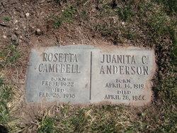 Rosetta Campbell