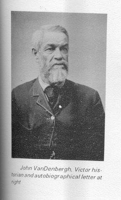 John Wyman VanDenbergh