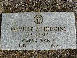 Orville S Hodgins