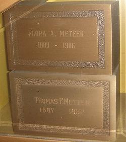 Flora A. <i>Antisdel</i> Meteer