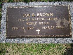 Joe Ray Brown