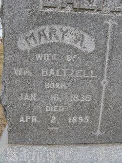 Mary A <i>Todd</i> Baltzell