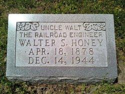 Walter S Honey