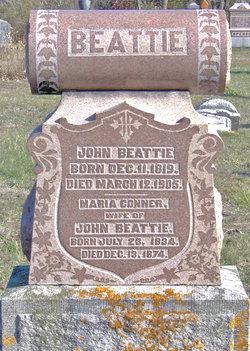 Maria <i>Conner</i> Beattie