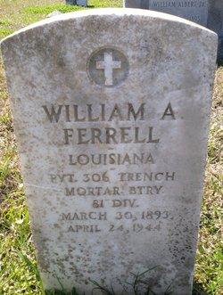 William Albert Ferrell, Jr