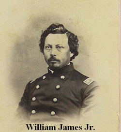 Maj William James, Jr