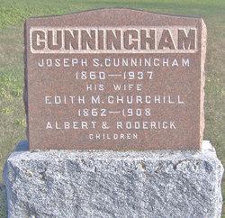 Edith M Churchill