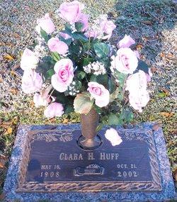 Clara H Huff