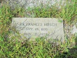 Ara Frances Hosch