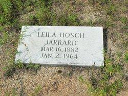 Leila <i>Hosch</i> Jarrard