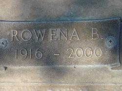 Rowena Ann <i>Beard</i> Johnson