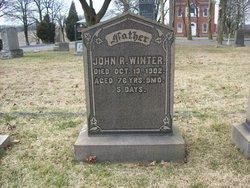 John R Winter