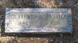 Clarence Barrier