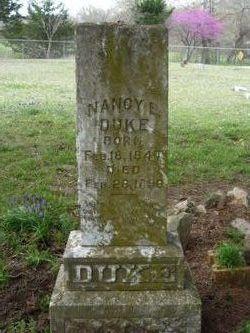 Nancy E Duke