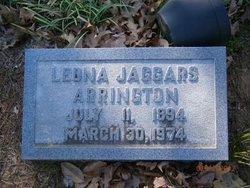 Leona <i>Jaggars</i> Arrington