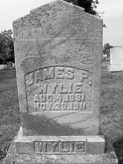 James Palistine Wylie