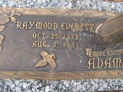 Raymond Everett Adams