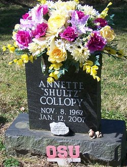 Annette Shultz Annie Collopy