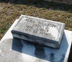 Alice <i>Newton</i> Akins