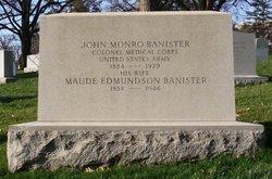 Maude <i>Edmundson</i> Banister