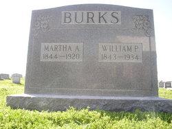 William P Burks