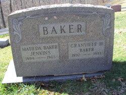 Rev Granville H. Baker