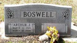 Arthur <i>Jennings</i> Boswell