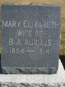 Mary Elizabeth Elizzie <i>Powell</i> Ausmus