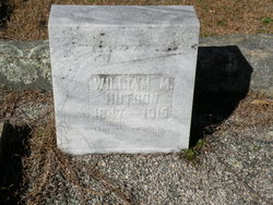 William Maine Hutson