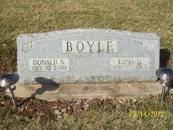 Edna Merle <i>Hatch</i> Boyle
