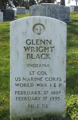 Glenn Wright Black