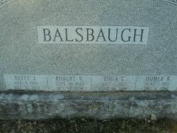 Betty J <i>Hanner</i> Balsbaugh