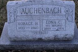 Edna C <i>Bergman</i> Auchenbach