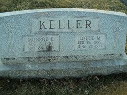 Monroe E Keller