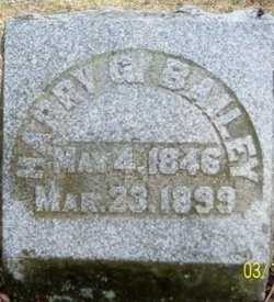 Harry Gilbert Bailey