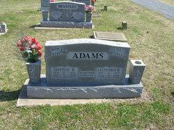 Daphne B Adams